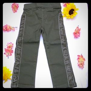 Long trousers for children